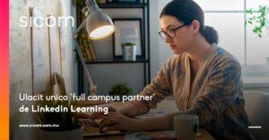 "ULACIT unico ""full campus partner"" de LinkedIn Learning"