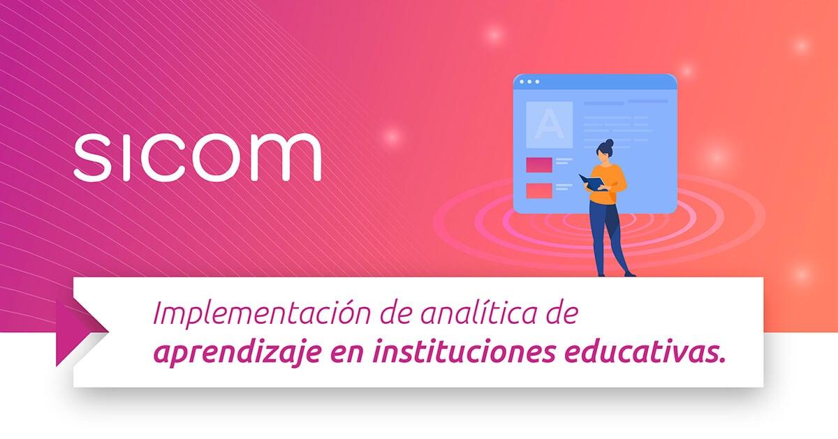 Implementación de analítica de aprendizaje en instituciones educativas